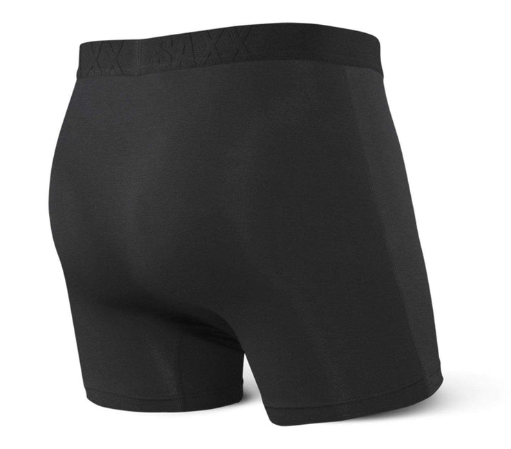 Undercover Boxer Brief - Black Bottoms Saxx