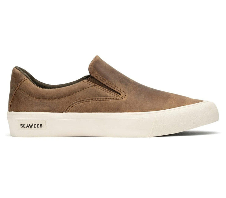 Hawthorne Slip On Sneakers - Elmwood Leather Footwear Seavees
