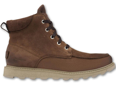 Madson Moc Toe Waterproof Boot - Tobacco Footwear Sorel