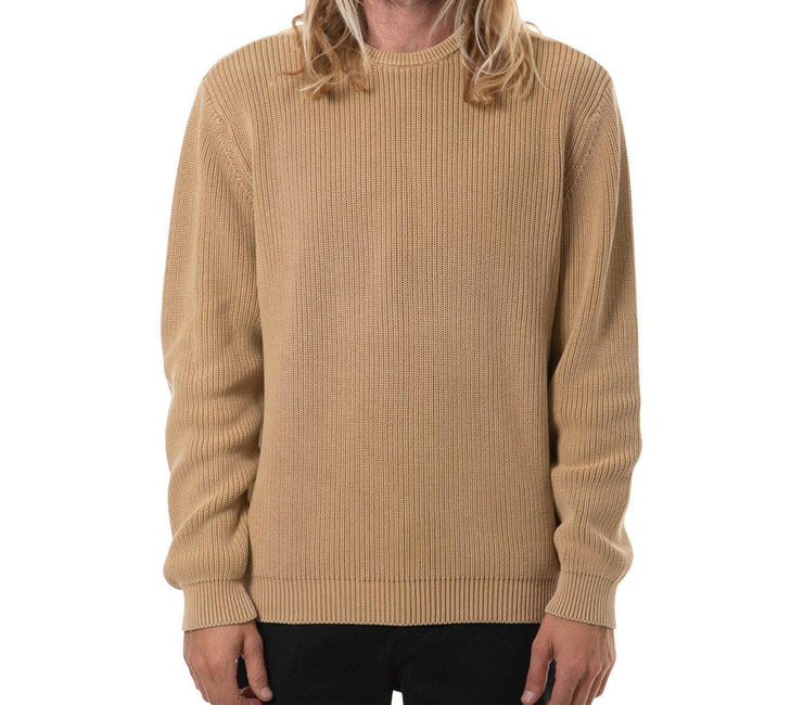 Swell Sweater - Driftwood Outerwear Katin Driftwood S