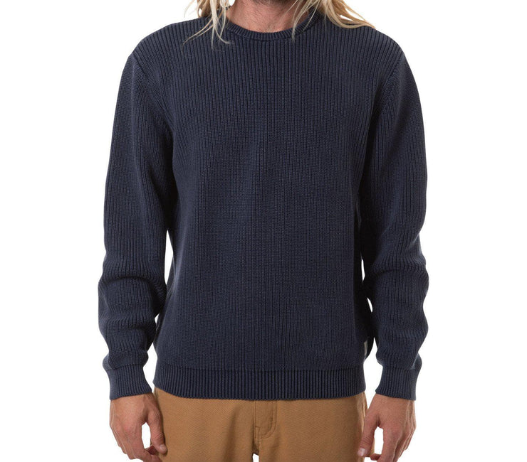 Swell Sweater - Navy Outerwear Katin Navy S