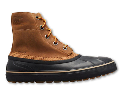 Cheyanne Metro Waterproof Boot - Elk Footwear Sorel Elk 9