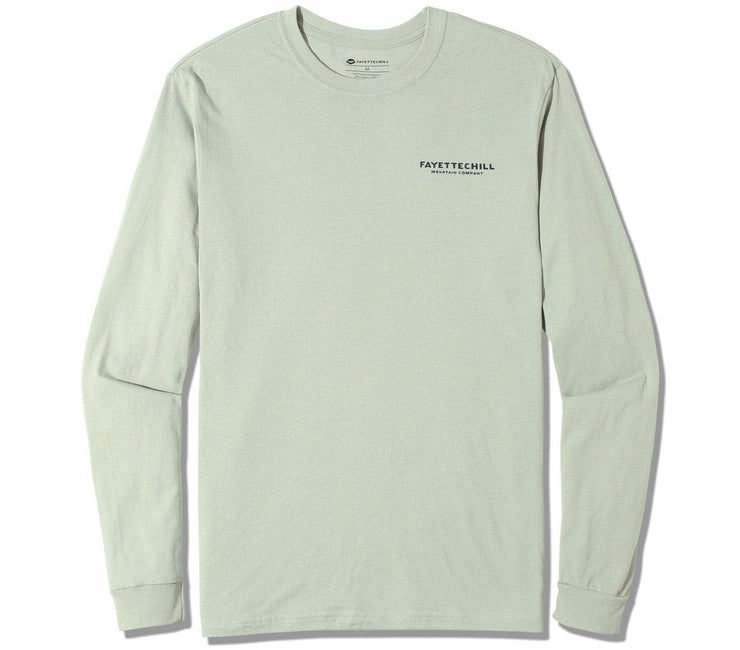 Harvest Long Sleeve Tee Tops Fayettechill