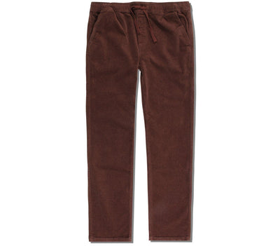 Pipeline Pant - Walnut Bottoms Katin Walnut S