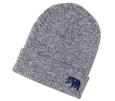 Original Knit Beanie - Navy Headwear The Normal Brand Navy