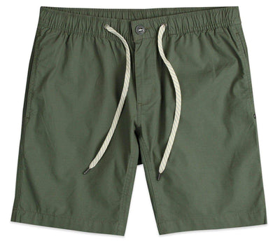 Ripstop Short - Army Bottoms Vuori Army S