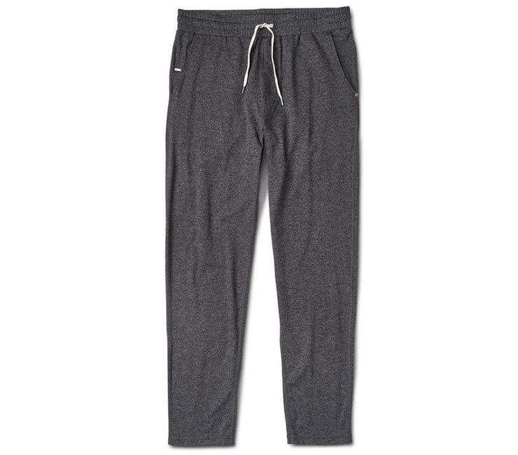 Ponto Performance Pants - Charcoal Heather Bottoms Vuori Charcoal Heather S