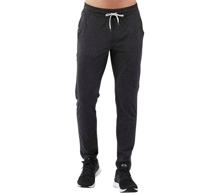 Ponto Performance Pants - Charcoal Heather Bottoms Vuori