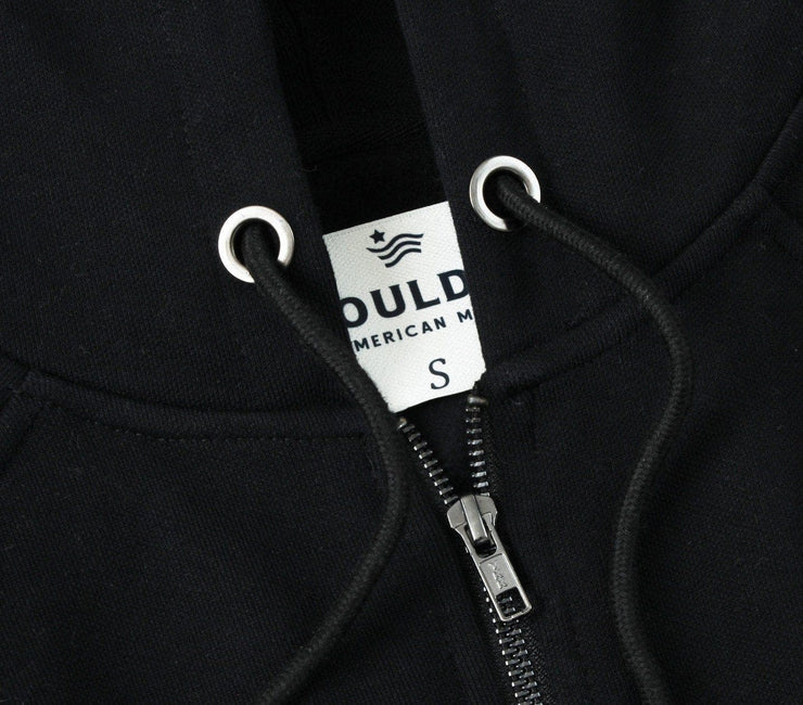 The Go-To Hoodie - Full-Zip Outerwear Bouldin