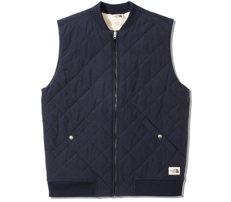 Cuchillo Insulated Vest- Aviator Navy Outerwear The North Face Aviator Navy S