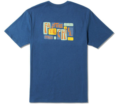 Delta Blues Tee Tops Fayettechill Glass Blue S