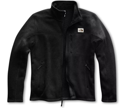 Gordon Lyons Fleece - Black Outerwear The North Face Black S
