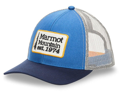 Retro Trucker Hat - Varsity Blue Headwear Marmot Varsity Blue / Arctic Navy