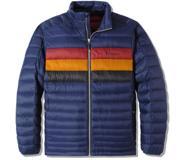 Fuego Jacket - Maritime Stripes Outerwear Cotopaxi Maritime Stripes S