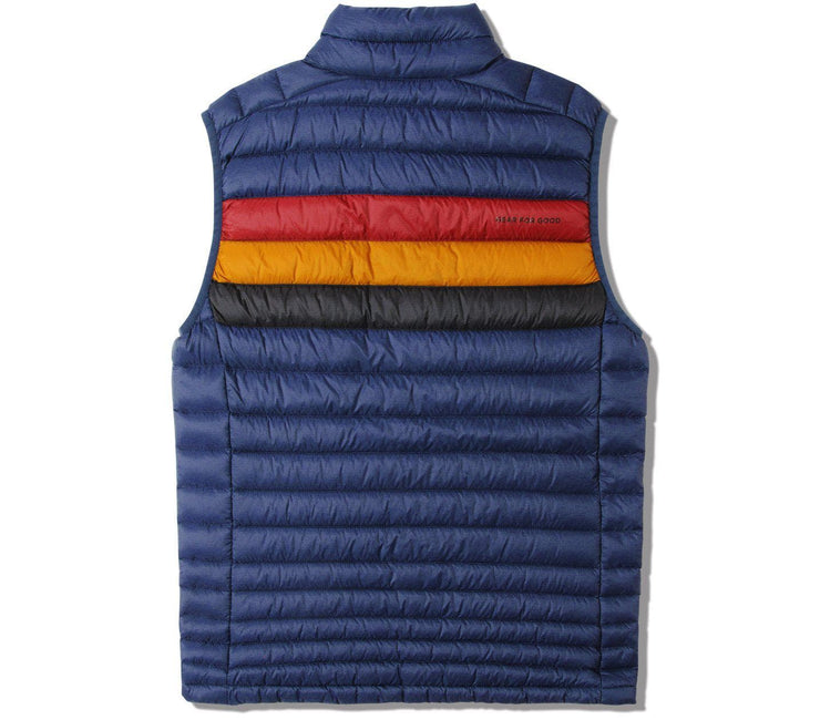 Fuego Vest - Maritime Stripes Outerwear Cotopaxi