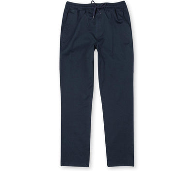 Weekend Elastic Pant - Navy Marine Bottoms RVCA Navy Marine S
