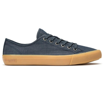 Monterey Sneaker - Chambray Navy Footwear Seavees Chambray Navy 9