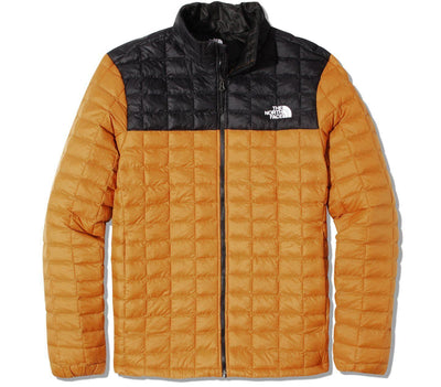 ThermoBall™ Eco Jacket - Timber Tan Matte/Black Matte Outerwear The North Face Timber Tan Matte/Black Matte S