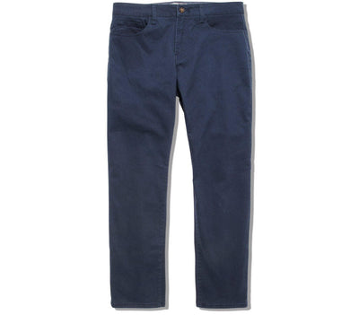 Wallburg Chino Pant Slim Fit - Navy Bottoms Flag & Anthem Navy 30 30