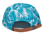 Bone 5 Panel Future Aloha Branco Costas