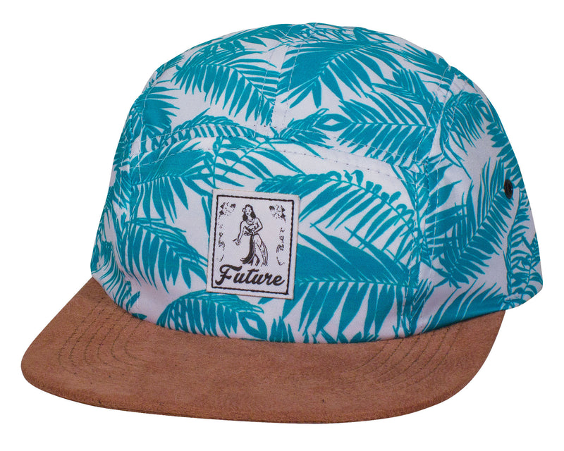 Bone 5 Panel Future Aloha Branco