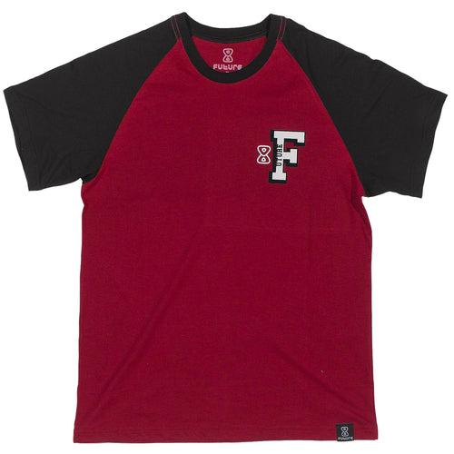 Camiseta Future College Bordo