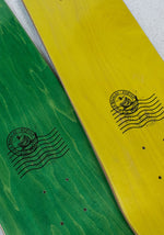 "Shape Maple Future J.N. Bye Bye Amarelo 7.875"" 8.0"" Close Top"