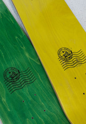 Shape Maple J.N. Bye Bye Amarelo 7.875''