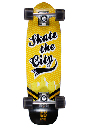 Skate Cruiser Future Importado Skate The City