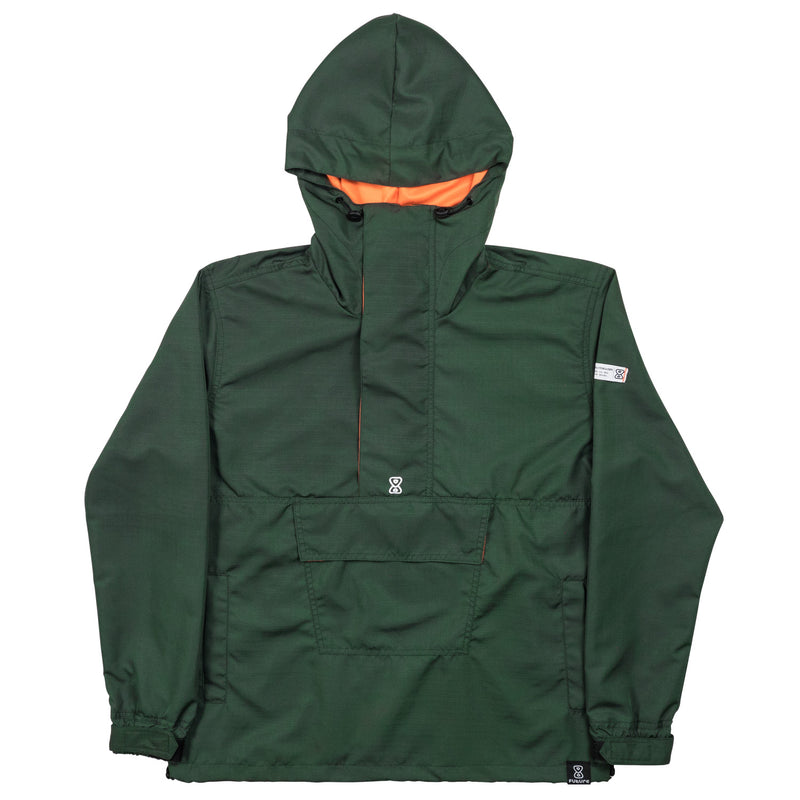 Jaqueta Outfit Anorak Verde