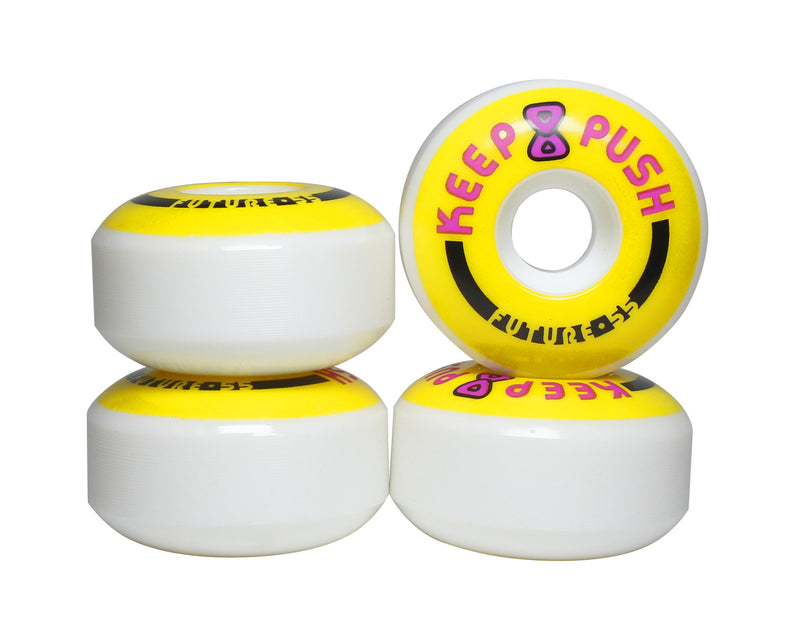 Rodas Skate Street Future Keep Push 55mm