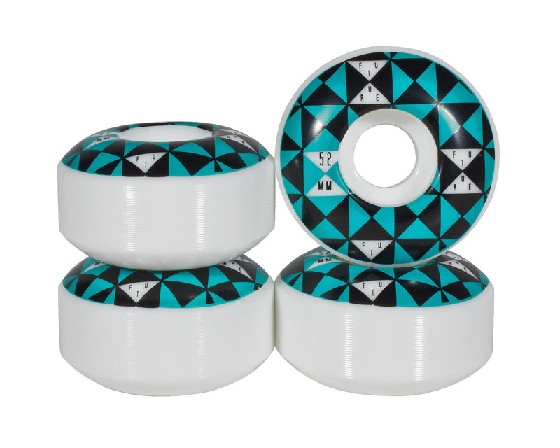 Rodas Skate Street Future Knowledge 52mm