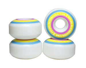 Rodas Skate Street Future Striped 51mm