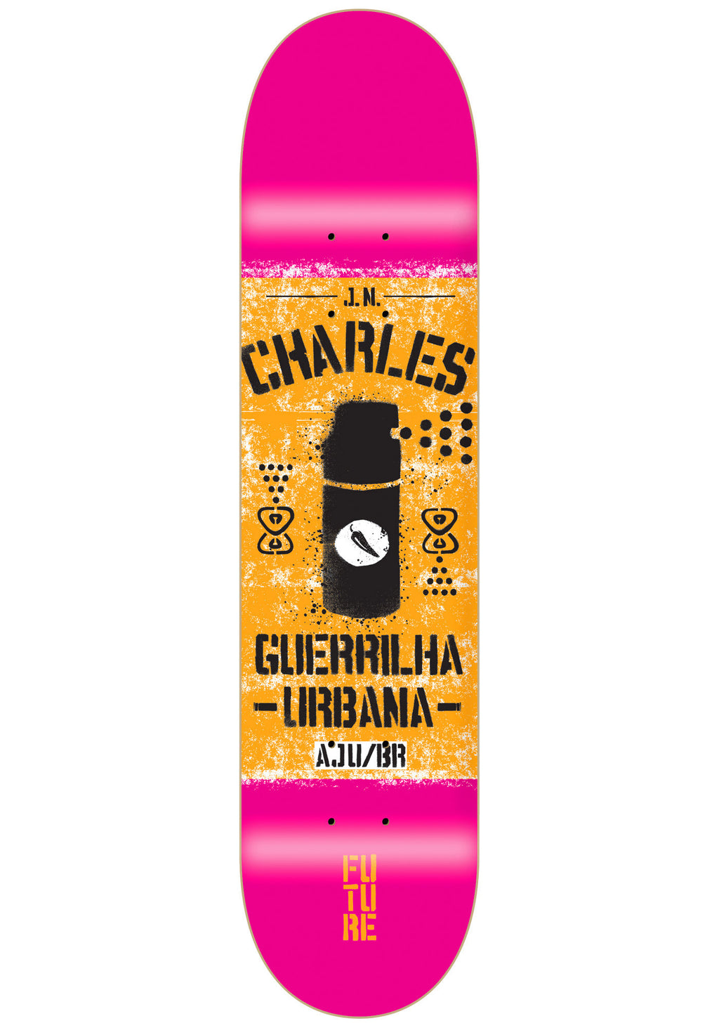 Shape Maple Future Guerrilha JN Charles 8.25''