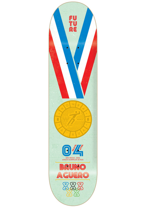 Shape Maple Future Bruno Aguero Olimpiadas 7.875""