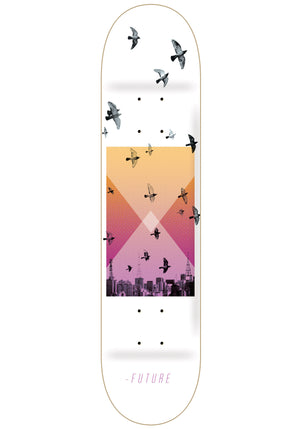 Shape Marfim Future Skyline Magenta 8.0''