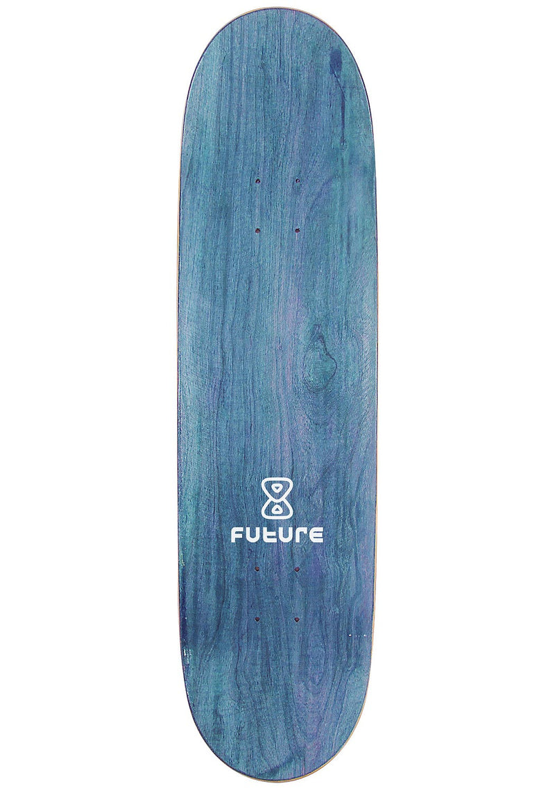 "Shape Marfim Future Skateboards Santa Borda 5 8.25"" Top"