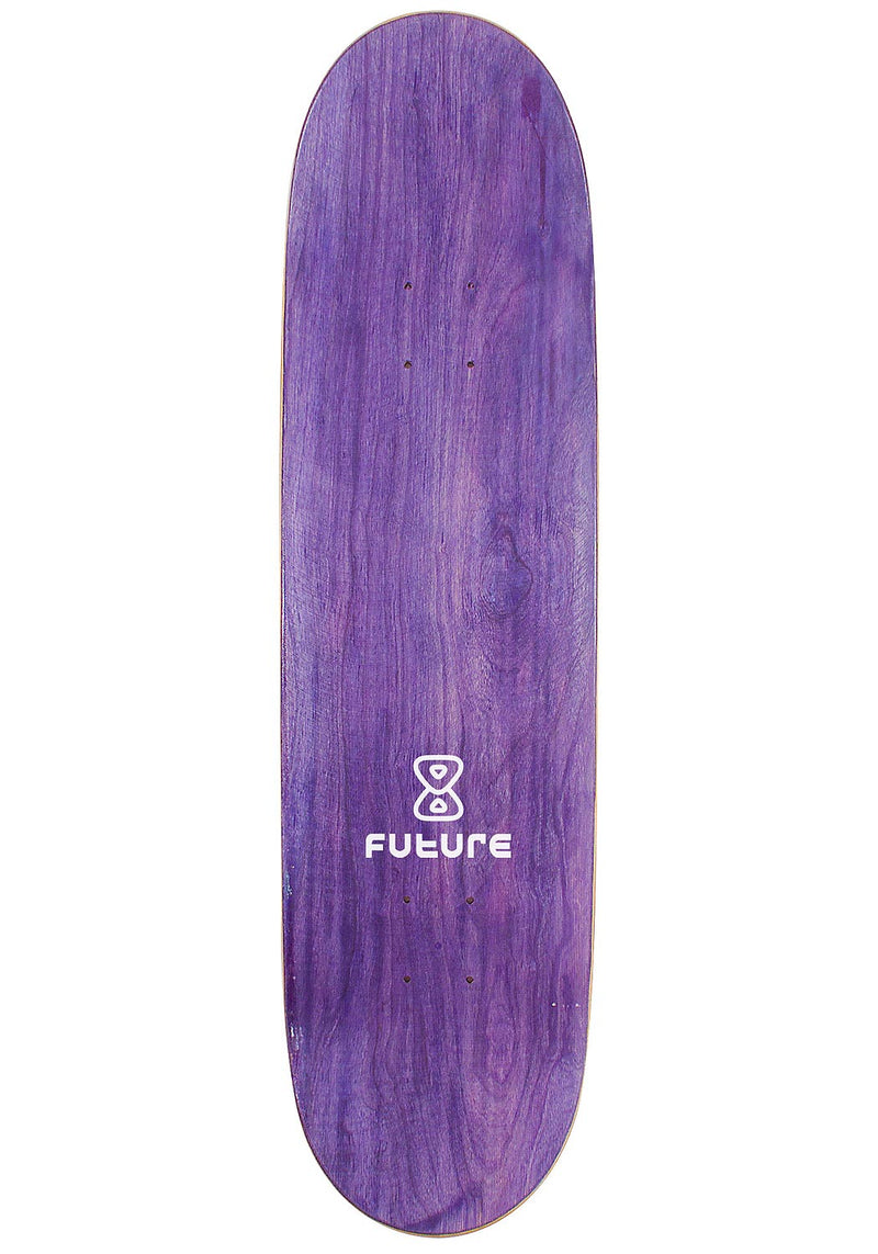 "Shape Marfim Future Skateboards Frame Verde 7.75"" Top"