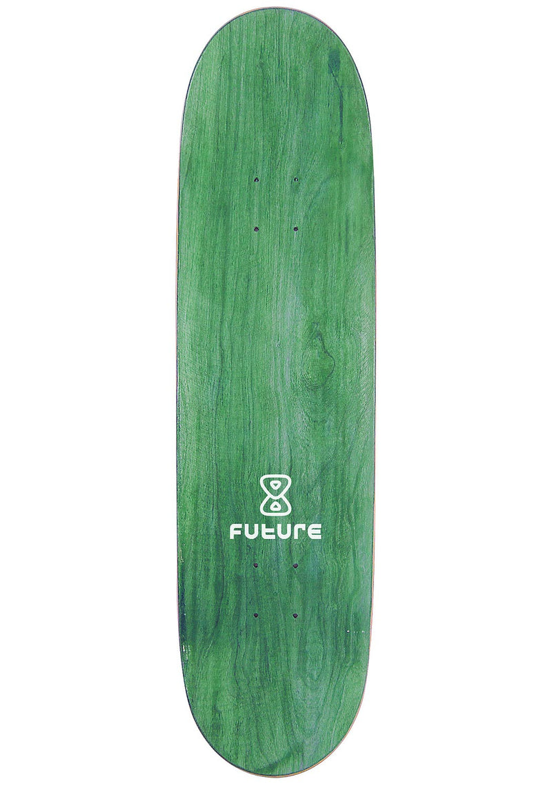 "Shape Marfim Future Skateboards Motion Branco 8.1"" Top"