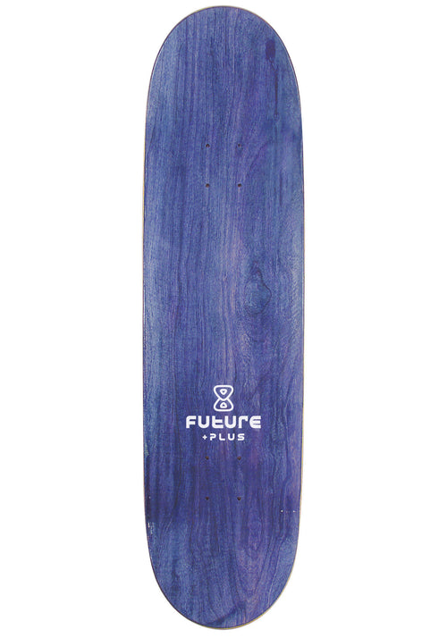 "Shape Marfim +Plus Future Frequência Magenta 8.0"" Top"