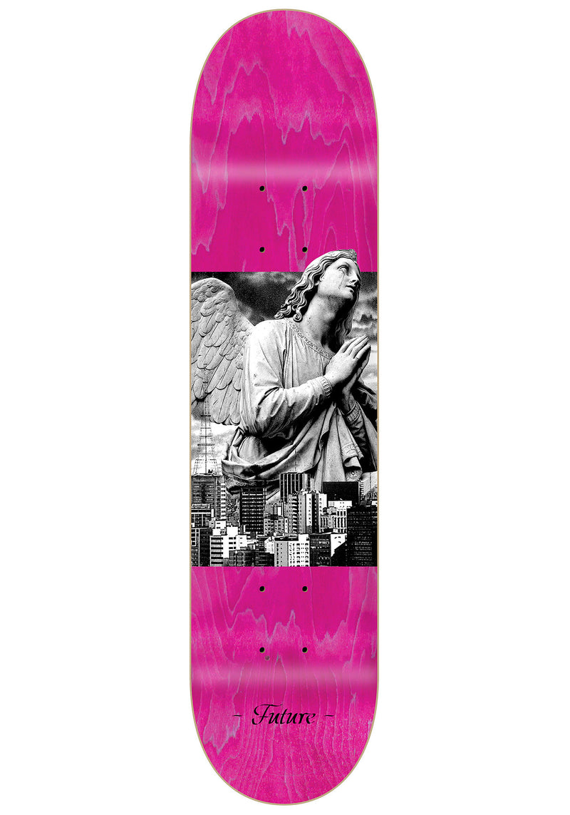 shape maple future anjo da cidade magenta top 8.125''