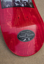 Shape Maple Gordo x Matriz Collab III 8.0""