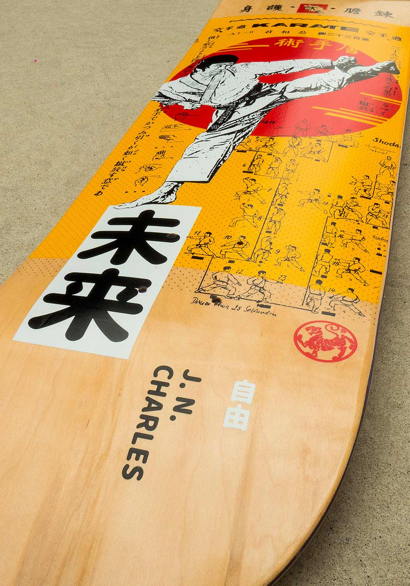 "Shape Maple Future JN Serie Liberdade 8.25"" Close Tail"