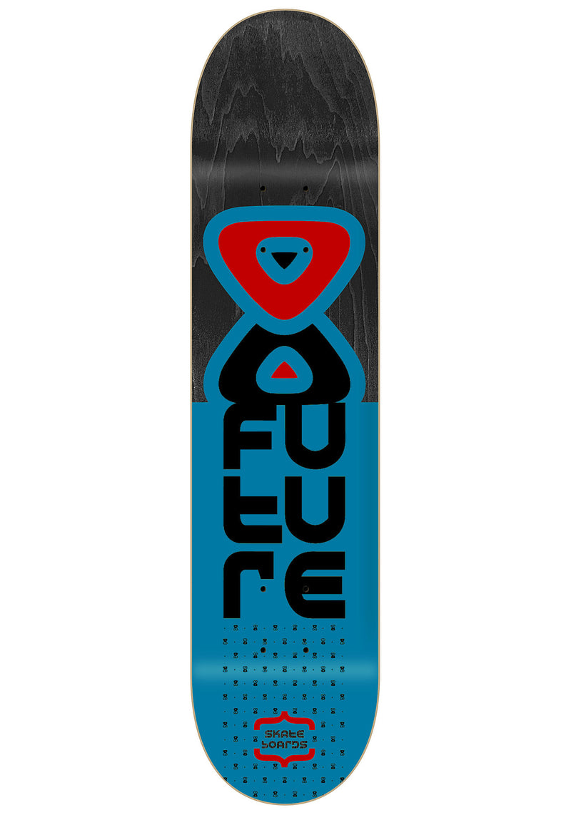 Shape Maple Future Logo Vertical Black 7.75''