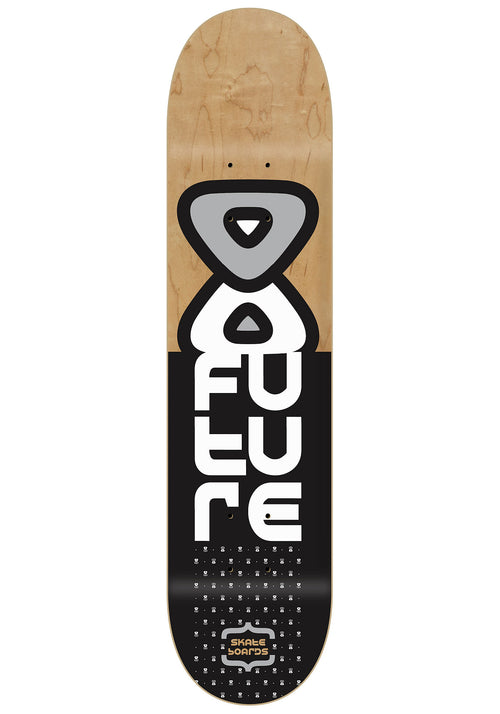 Shape Maple Future Logo Vertical Cru 8.375''