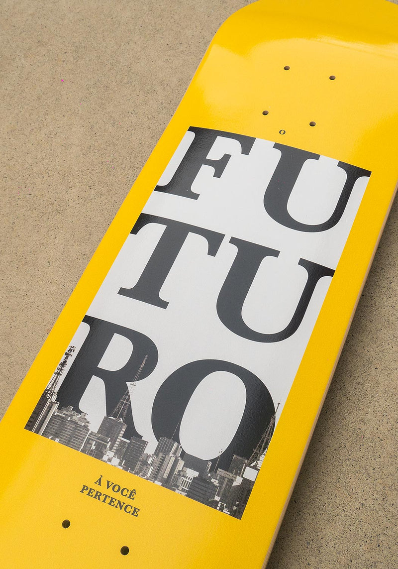 "shape maple future skateboards pertence 8.0"" ambiente"