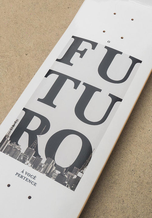 "shape maple future skateboards pertence 8.1"" ambiente"