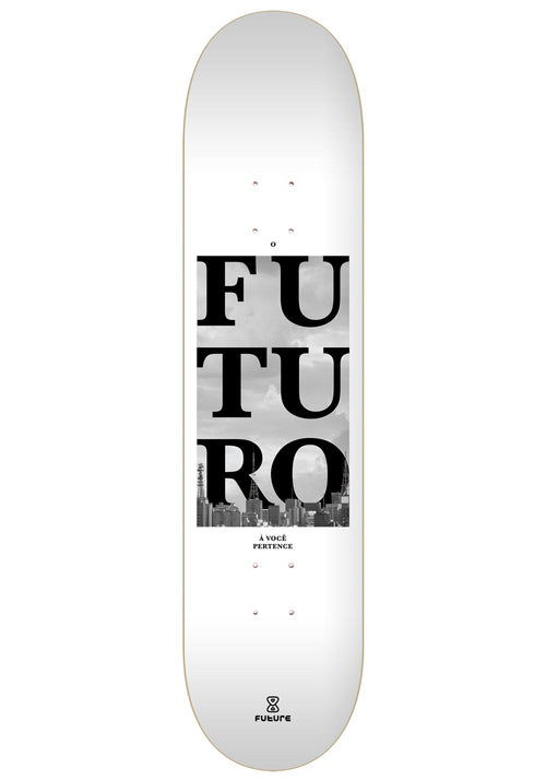 shape maple future skateboards pertence 8.1""