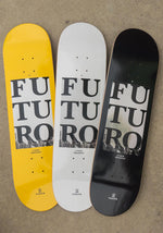 "shape maple future skateboards pertence 8.0"" serie ambiente"