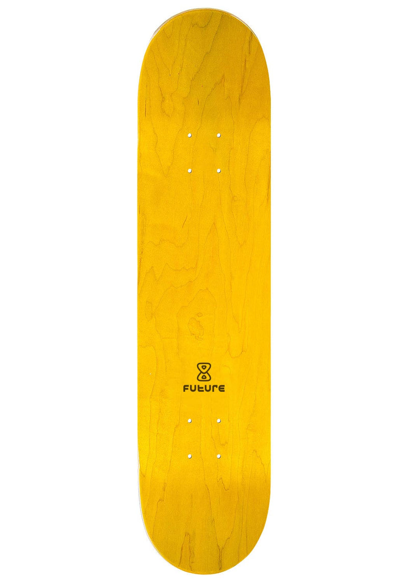 "shape maple future skateboards pertence 8.25"" top"
